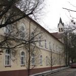 Zimándy Ignác iskola homlokzatfelújítása